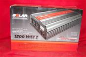 SOLAR PI-15000X 1,500 Watt Triple Outlet Power Inverter